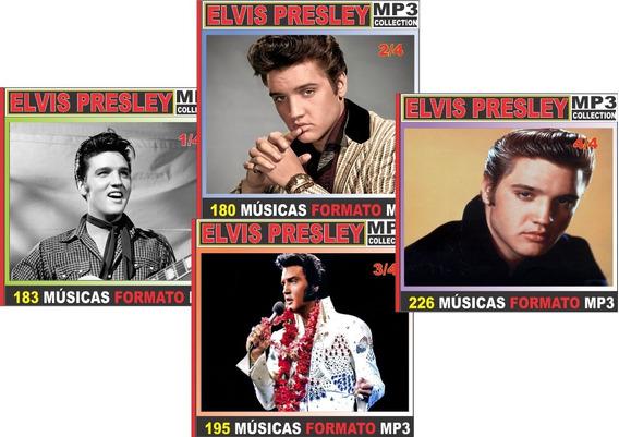 Elvis Presley Discografia 60 Cd Contendo 784 Músicas