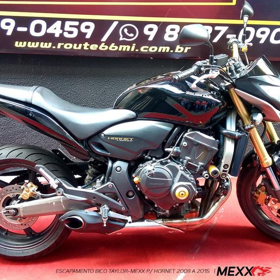 Ponteira Esportiva Hornet Cb600f Bico Taylor Mad Cod.101