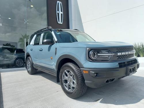 Imagen 1 de 12 de Ford Bronco Sport Badlands 2021