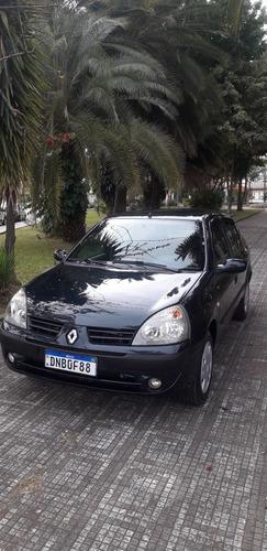 Renault Clio Sedan 2004 1.6 16v Expression 4p