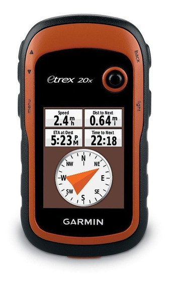 Gps Garmin Etrex 20 X - Revenda Autorizada