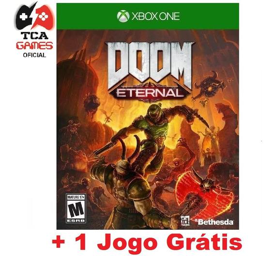 Doom Eternal Xbox One Mídia Digital