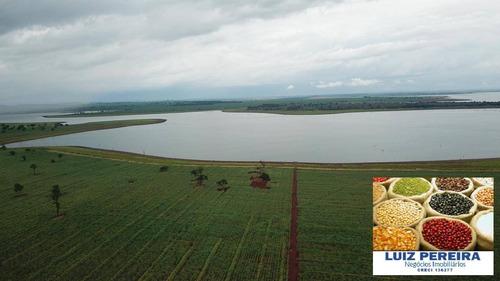 Imagem 1 de 8 de Fazenda À Venda Em Quirinópolis - Go - Com Plantio De Cana (agricultura) - 1624