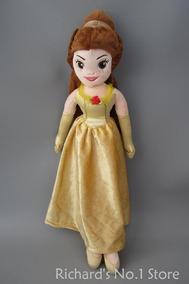 Pelúcia Disney Princesa Bela E A Fera 50cm