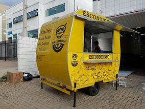 Fabrica De Trailer Food Truck Foodtruck