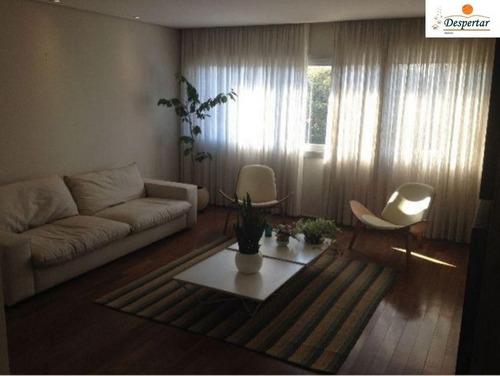 03879 -  Apartamento 3 Dorms. (1 Suíte), Higienópolis - São Paulo/sp - 3879