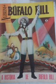 Álbum De Búfalo Bill N°1
