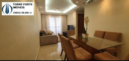 Imagem 1 de 15 de Apartamento Com 2 Dormitórios, 2 Vagas Cobertas Na Vila Matilde - 2226