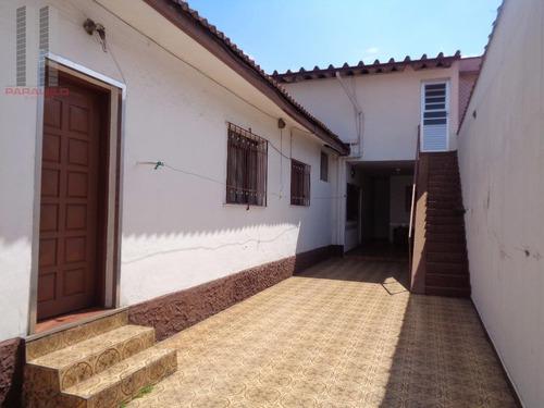 Casa Com 2 Dormitórios À Venda, 101 M² Por R$ 650.000,00 - Mooca (zona Leste) - São Paulo/sp - Ca0476