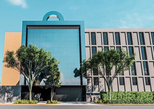 Excelente Edificio En Renta De 1785 M2.