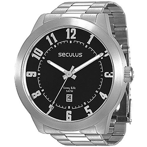 Relógio Seculus Mod 28692g0svna1 - Original! - Frete Grátis!