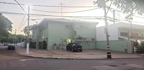 Prédio Para Alugar, 372 M² Por R$ 12.000,00/mês - Jardim Santa Genebra Ii (barão Geraldo) - Campinas/sp - Pr0456