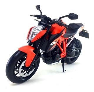 Motos Ktm,honda,bmw Y Triumph Esc. 1/18, 12 Cm. Valor C/una