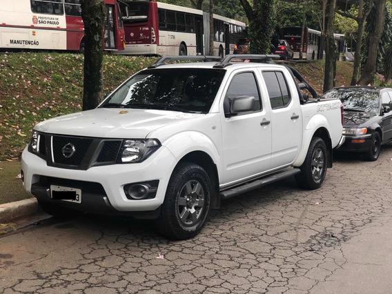 Nissan Frontier 2.5 Sv Attack Cab. Dupla 4x4 Aut. 4p 2015