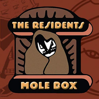 Cd : The Residents - Complete Mole Trilogy Preserved (cd)