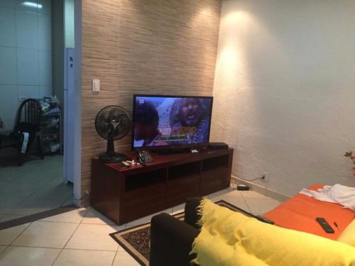 Casa Terrea No Bairro Rudge Ramos Em Sao Bernardo Do Campo Com 03 Dormitorios - V-29801