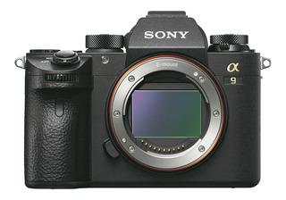 Cámara Profesional Sony A9 Fullframe Video 4k - Ilce-9
