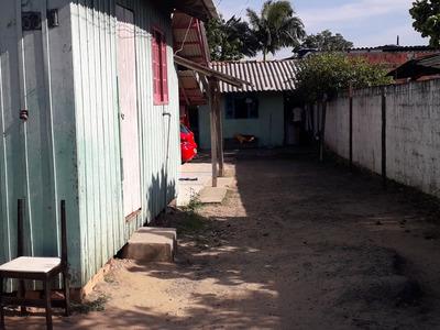 Terreno Com 3 Casas
