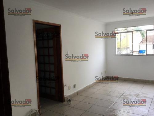 Apartamento Para Venda, 3 Dormitório(s) - 6545