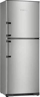 Heladera Kohinoor Kfa-3494/7 Acero Inox Freezer Grande