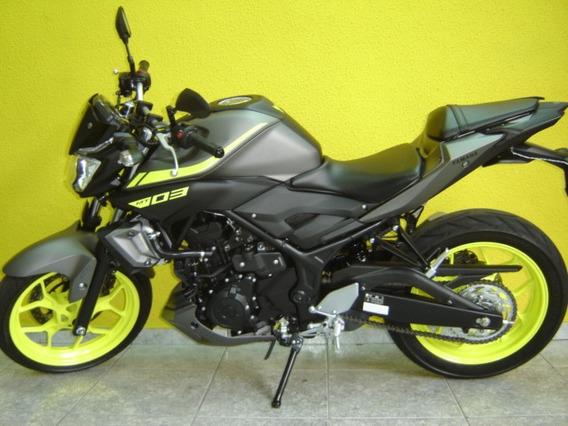 Yamaha Mt 03 Abs 2019 Sem Uso