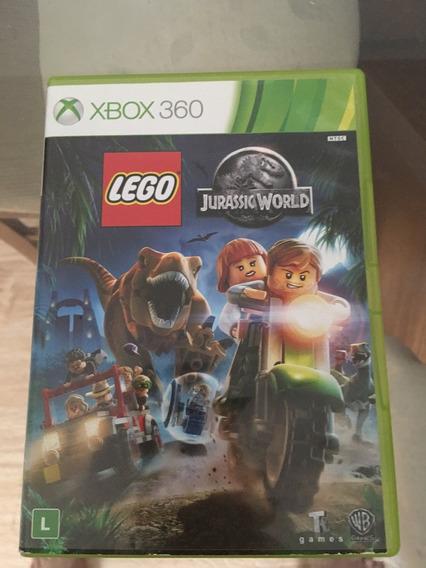 Jogo Para Xbox 360 Lego Jurassic World