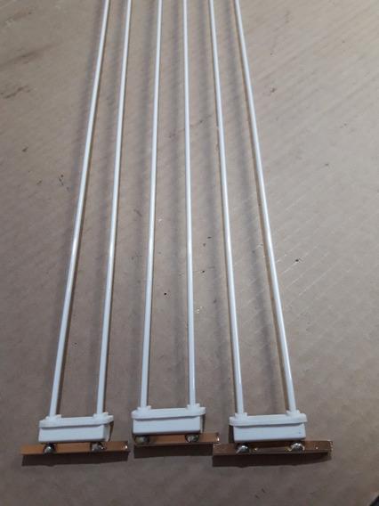 Lâmpadas Tv Gradiente Lcd 3730 - 3 Unidades Par Com 85cm