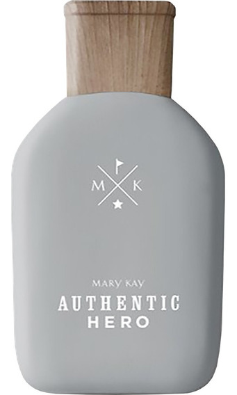 Perfume Authentic Hero Mary Kay Masculino - Promoção