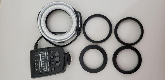 Led Macro Ring Light & Flash Mcoplus