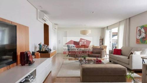 Imagem 1 de 24 de Apartamento Com 3 Dormitórios À Venda, 240 M² Por R$ 2.650.000 - Ipiranga - São Paulo/sp - Ap13117