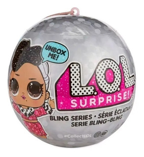 Lol Muñeca Surprise Bling 556237