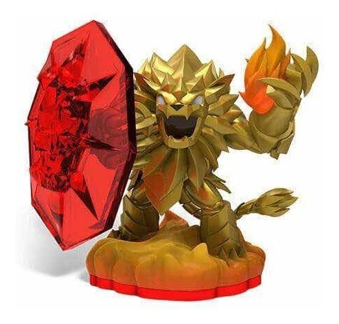 Wildfire Trap Team Semi-novo - Skylanders