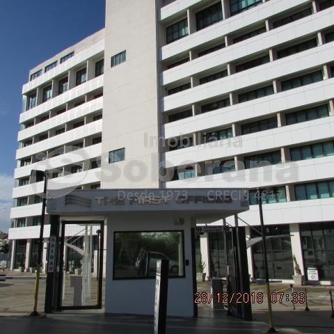 Imagem 1 de 7 de Sala Para Aluguel Em Loteamento Residencial Vila Bella - Sa013092