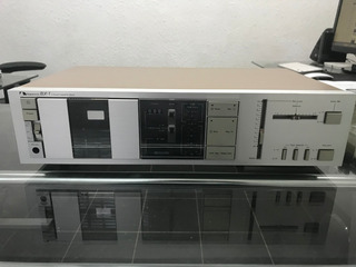 Nakamichi Cassete Deck Bx-1, 2 Cabezas, Vintage, Poco Uso