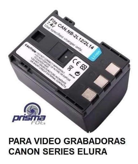 131 Bateria Para Video Camaras Canon Zr100 Zr200 Zr300 Zr400