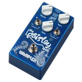 Pedal Overdrive De Guitarra Wampler The Paisley - (raridade)
