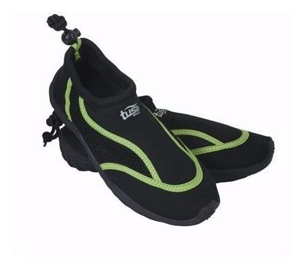 Zapatos Playeros Marca Tusa- Ua-0101-bk-5