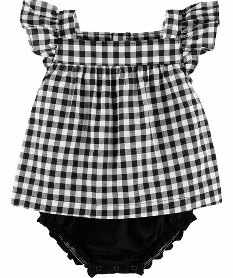 Carters Vestido Bebé Nenas