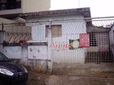 Casa Residencial À Venda, Vila Alto De Santo André, Santo André. - Ca0191