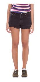 Shorts Jeans Levis 501 Preto