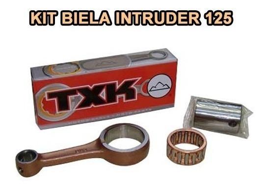 Kit Biela Txk Moto Suzuki Intruder 125 Freteb Gratis