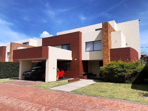 Hermosa Casa En Venta Y Arriendo, Condominio Campestre Cajica.