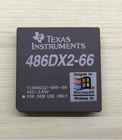 Processador 486 Dx2 66