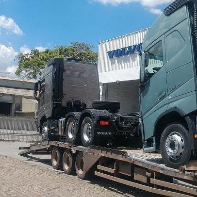 Volvo Fh 540 6x2 Completa 2019 0km
