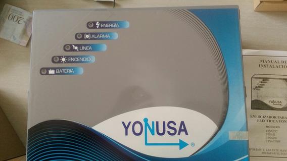 Energizador Para Cerco Eléctrico Yonuza 125$