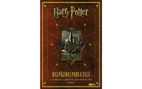 Harry Potter - Das Paginas Para A Tela - Panini