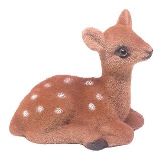 Venado Felpa Bambi Echado Animales Ciervo Bosque Disney Deco