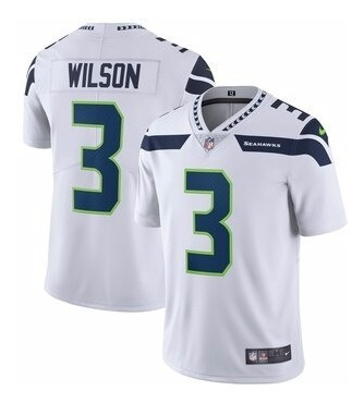 Camisa - Russell Wilson - Seahawks