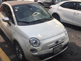 Fiat 500 1.4 Convertible Lounge Dualtronic At 2013