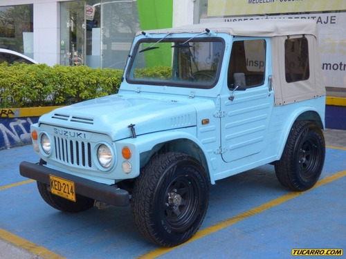 Manual De Taller Suzuki Lj80/lj81 (1969-1981) Ingles